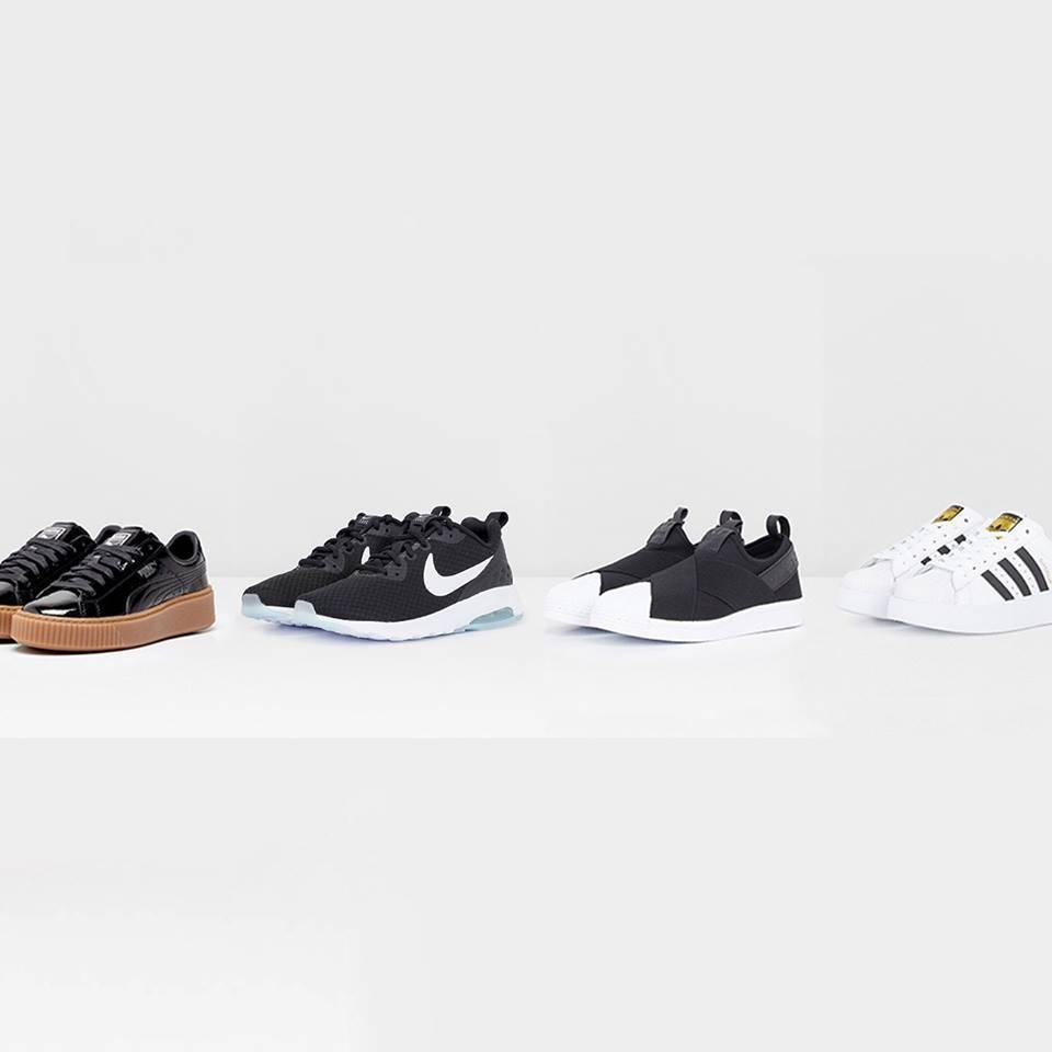 Stort udvalg af sko fra kendte mærker hos Stylepit