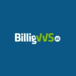 BilligVVS Rabatkode - BilligVVS logo
