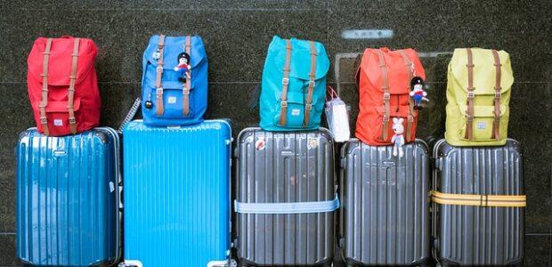 Kuffert på tilbud